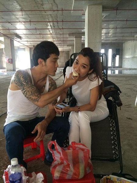 Ung Hoang Phuc - Kim Cuong: phim that, tinh that - Anh 2