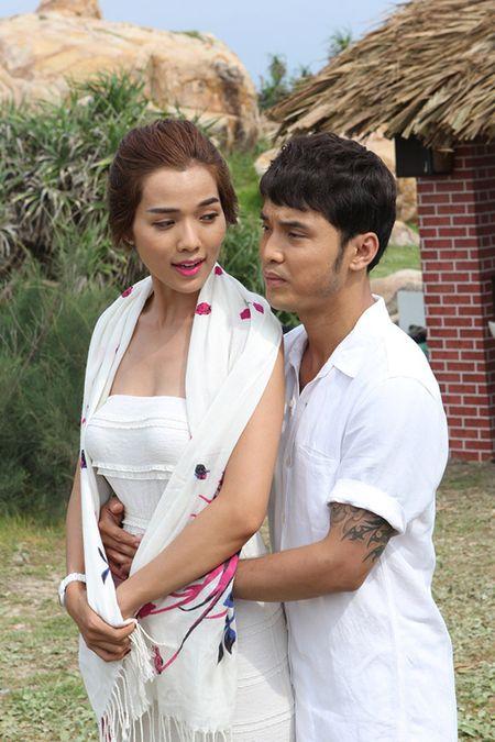 Ung Hoang Phuc - Kim Cuong: phim that, tinh that - Anh 3