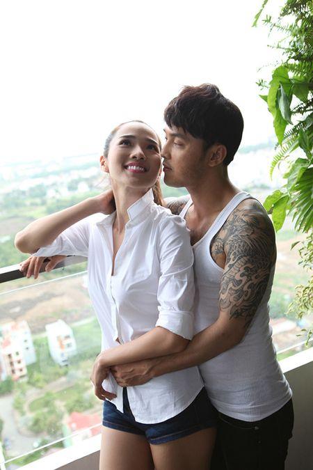 Ung Hoang Phuc - Kim Cuong: phim that, tinh that - Anh 5