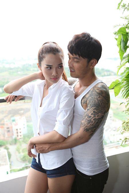 Ung Hoang Phuc - Kim Cuong: phim that, tinh that - Anh 6