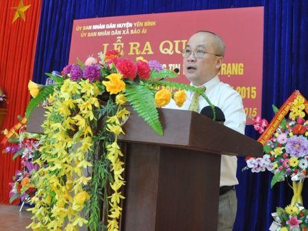 """Chuyen gia Quy dan so LHQ: """"Dan so Viet Nam khong can kiem soat ti le suat sinh nua"""" - Anh 1"""