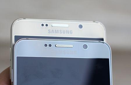 Galaxy Note 5 mau bac vua len ke o Viet Nam - Anh 11