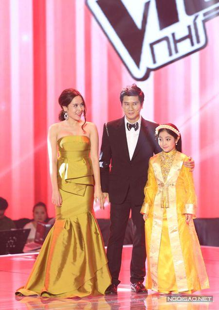 Hong Minh dang quang Quan quan Giong hat Viet nhi - Anh 2