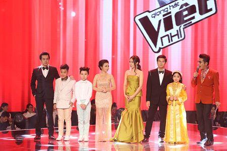Hong Minh dang quang Quan quan Giong hat Viet nhi - Anh 3