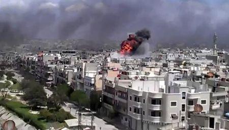 Ban tin 14H: My muon tiep tuc dam phan voi Nga ve Syria - Anh 1