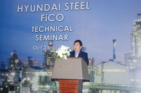 Hyundai Steel gioi thieu thep cong nghe cao - Anh 1