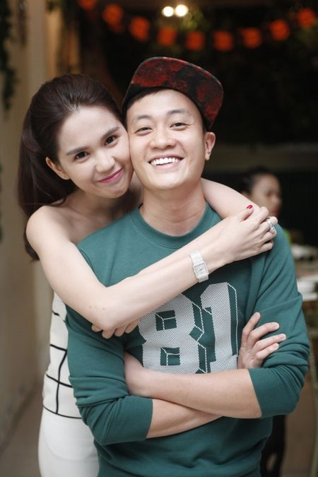 Ngoc Trinh hao hung khoe giong trong tiec dong may 'Vong eo 56' - Anh 5