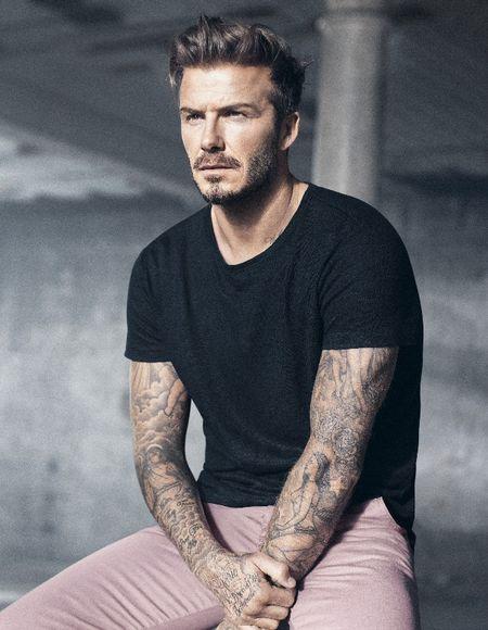 "HOT: David Beckham tro thanh ""mon hoc"" cua truong DH tai Anh - Anh 1"