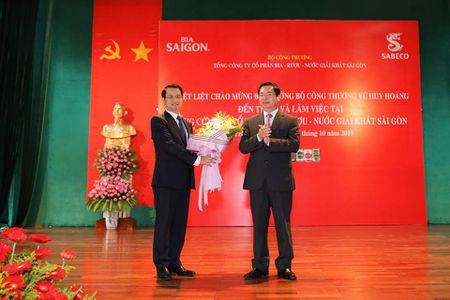Chanh Van phong Bo Cong Thuong nham chuc chu tich HDQT Sabeco - Anh 1
