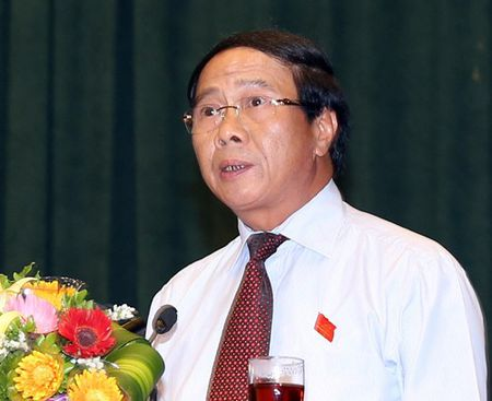 Nguyen Giam doc Xi mang Hai Phong lam tan Bi thu Thanh uy Hai Phong - Anh 1