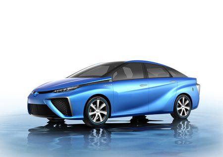 Toyota Prius 2015 sap ra mat Viet Nam - Anh 1