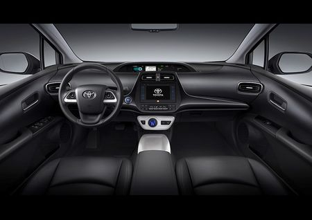 Toyota Prius 2015 sap ra mat Viet Nam - Anh 3