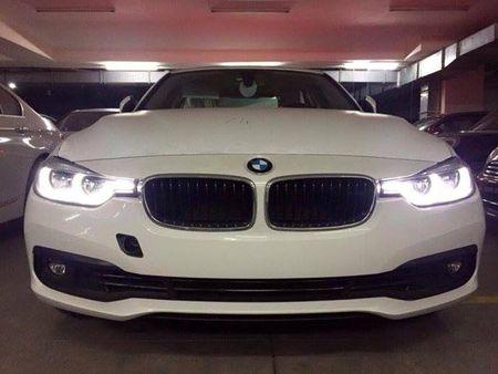BMW 3 Series 2016 bat ngo xuat hien tai Viet Nam - Anh 3