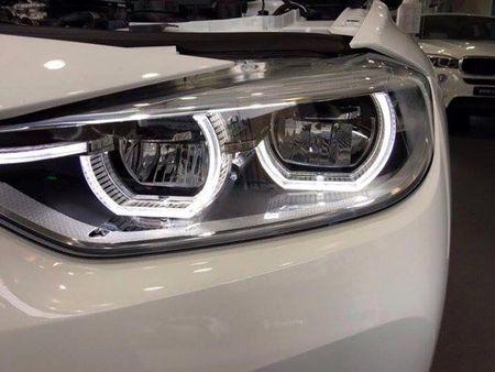 BMW 3 Series 2016 bat ngo xuat hien tai Viet Nam - Anh 5