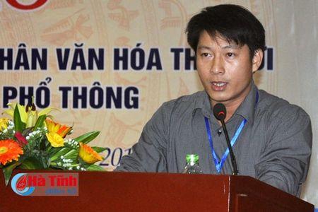 Dai thi hao dan toc - Danh nhan Van hoa the gioi trong chuong trinh ngu van pho thong - Anh 8