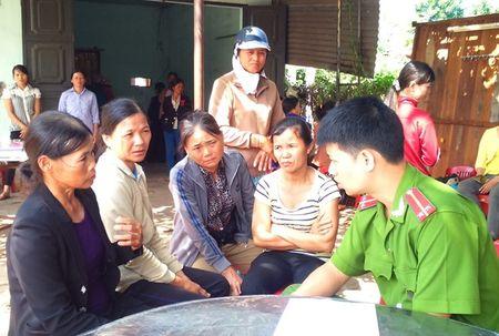 Lam ro vu co giao chet bat thuong sau khi sinh tai benh vien - Anh 1