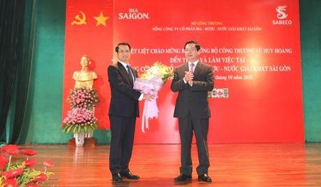 Ong Vo Thanh Ha chinh thuc dam nhiem vi tri Chu tich HDQT Sabeco - Anh 1