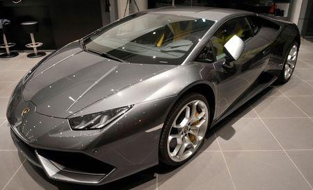 Lo dien chu nhan chiec Lamborghini Huracan dau tien tai Viet Nam - Anh 2