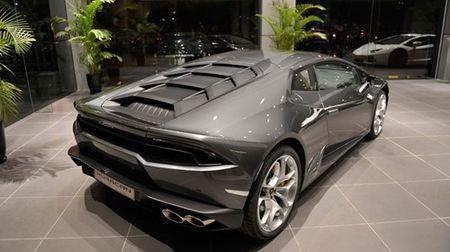 Lo dien chu nhan chiec Lamborghini Huracan dau tien tai Viet Nam - Anh 5