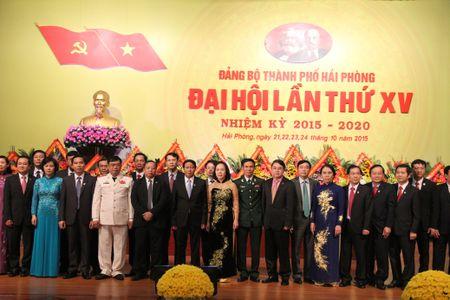 Ong Le Van Thanh duoc bau giu chuc Bi thu thanh uy Hai Phong - Anh 2