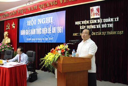 """Pho Thu tuong Hoang Trung Hai: """"Phat trien do thi Viet Nam phai bat kip the gioi"""" - Anh 1"""