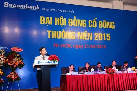 Eximbank khong con nguoi dai dien von gop tai Sacombank - Anh 1