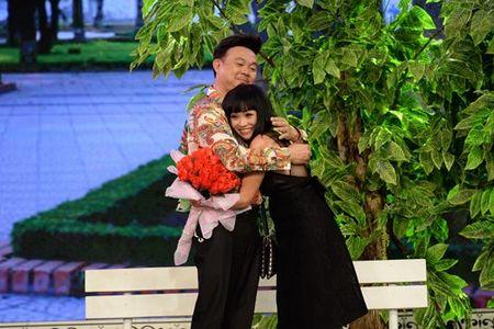 Chi Tai cau hon Phuong Thanh tren san khau - Anh 2