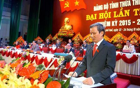 Ong Le Truong Luu tai dac cu Bi thu Tinh uy Thua Thien- Hue - Anh 1