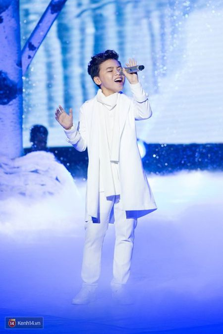 Toi nay giong ca nhi nao se dang quang 'The Voice Kid 2015'? - Anh 1