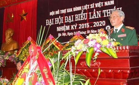 Dai hoi lan thu II Hoi Ho tro gia dinh liet si Viet Nam - Anh 1