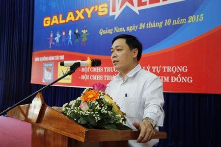 Quang Nam: Khai mac vong chung ket tai nang tieng Anh Galaxy lan thu nhat - Anh 2