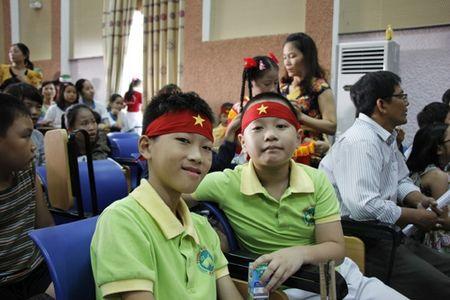 Quang Nam: Khai mac vong chung ket tai nang tieng Anh Galaxy lan thu nhat - Anh 5