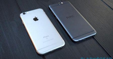 HTC muon mang thiet ke cua One A9 vao moi thiet bi khac - Anh 1