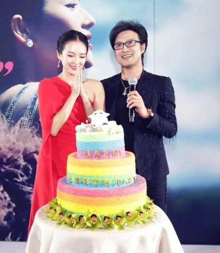 Chuong Tu Di sinh con trai dau long vao thang 12 - Anh 2