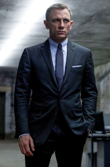 Daniel Craig cho rang diep vien 007 la ke ghet phu nu - Anh 1