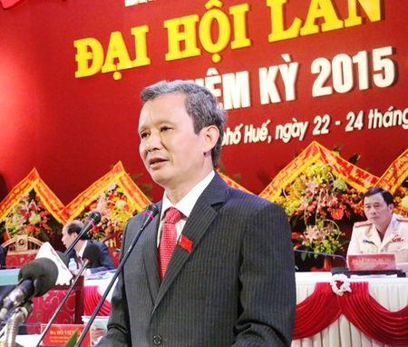 Bi thu tinh Thua Thien - Hue tai dac cu - Anh 1