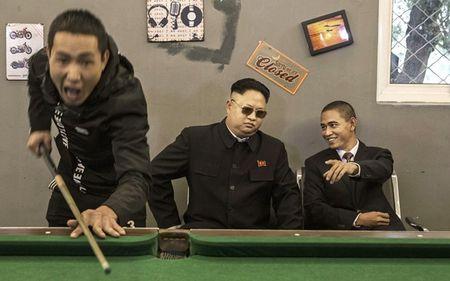 Ban sao Obama va Kim Jong Un dong phim chung - Anh 10