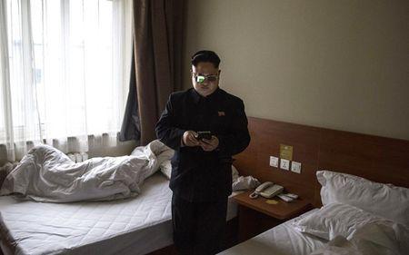 Ban sao Obama va Kim Jong Un dong phim chung - Anh 8