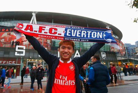 Arsenal 2-1 Everton (H2): Giroud sut doi xa - Anh 10