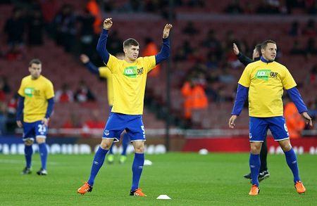 Arsenal 2-1 Everton (H2): Giroud sut doi xa - Anh 7