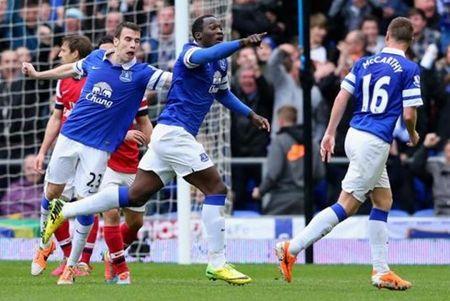 Arsenal – Everton: Tiep da hung phan - Anh 2