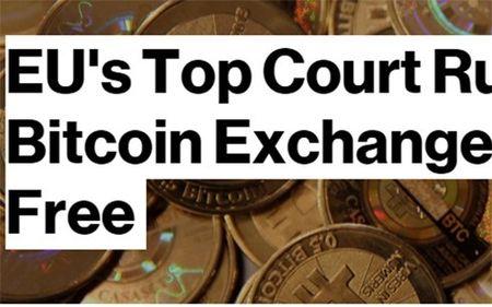 Bitcoin duoc mien thue giao dich nhu cac loai tien truyen thong - Anh 1