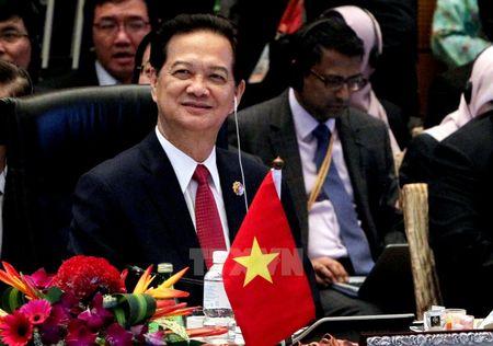 Thu tuong Nguyen Tan Dung se tham du hoi nghi COP 21 o Paris - Anh 1