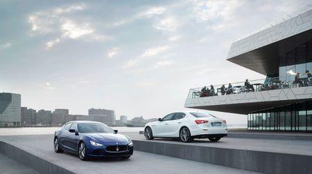Hang xe sang Maserati chinh thuc vao Viet Nam - Anh 3