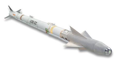 Uy luc ten lua AIM-9X vua ban ha may bay Nga - Anh 2