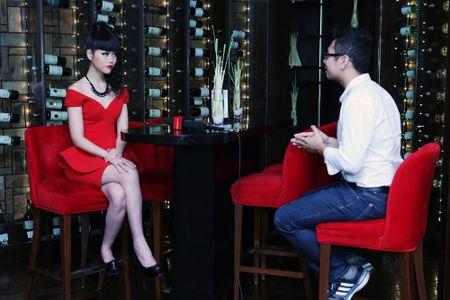 Jessica Minh Anh trai long ve cuoc dan than vao kinh do thoi trang - Anh 1