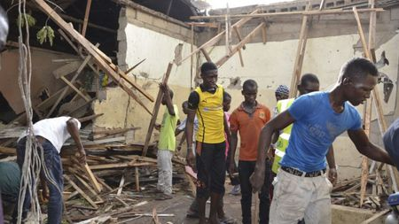 Phien quan Boko Haram tan cong sat hai dan thuong o Nigeria - Anh 1