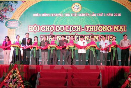 "Khai mac Festival Tra Thai Nguyen 2015 ""Tinh hoa Tra Viet"" - Anh 1"