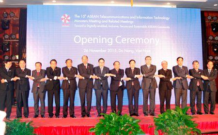 ASEAN can uu tien viec thu hep khoang cach so giua cac thanh vien - Anh 1