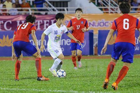 U21 HAGL - U21 bao Thanh nien: Tran thu hung tren san Thong Nhat - Anh 1